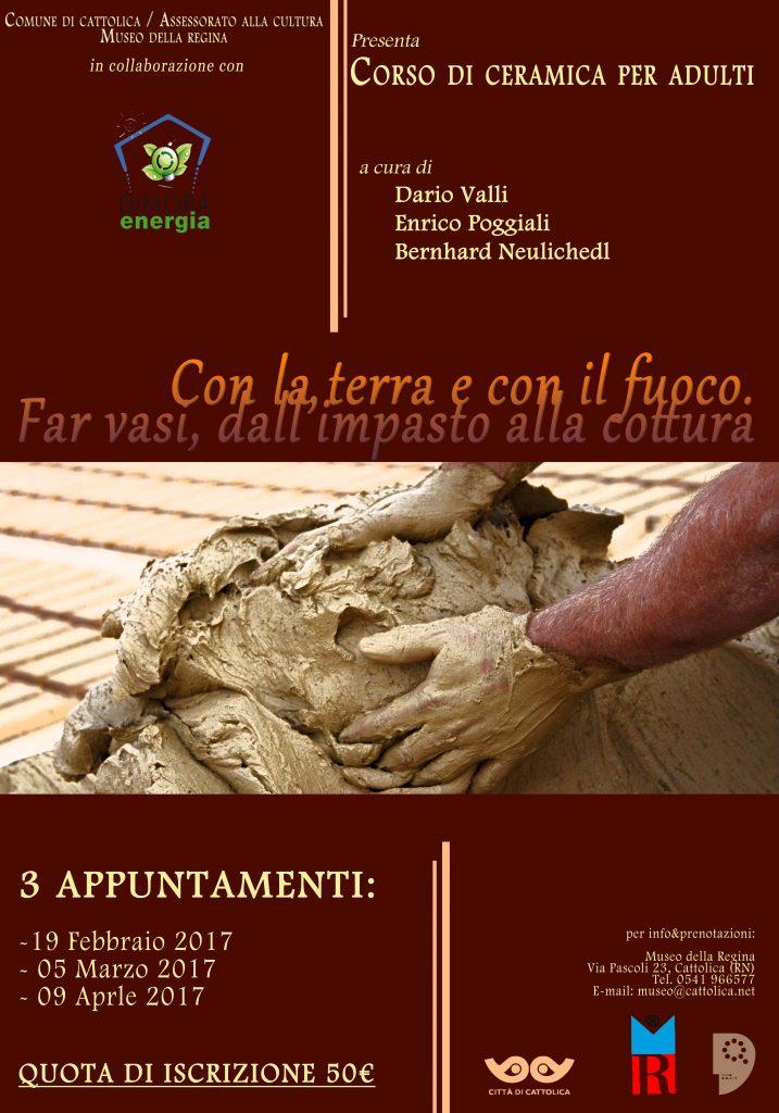Bozza manifesto ceramica
